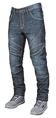 Speed and Strength Men's Rust And Redemption Armored Jeans Straight Fit