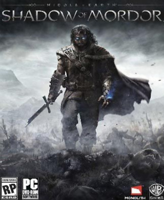 Middle-earth: Shadow of Mordor Game of the Year Edition Steam Key GLOBAL - PC