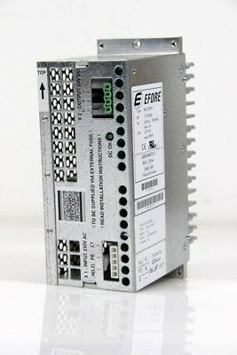 ABB - IRC5 Controller Powerbox Power Supply 24VDC 8A - DSQC 608 - 3HAC12934-1