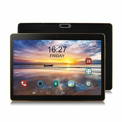 "10.1"" Tablet PC 4G 64G Android 7.0 Octa-Core Dual SIM Camera Phone Wifi Phablet"