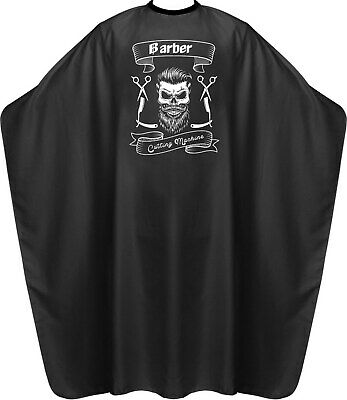 Hair Cutting Cape Hairdressing Barber Cloth Hairdresser Coating Cover Barbers SK