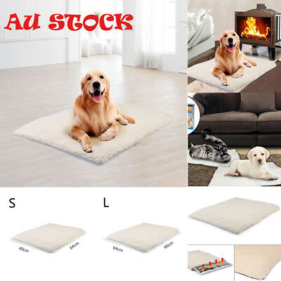 Memory Foam Dog Bed Pet Beds Mat Cat Orthopedic Cushion Mattress