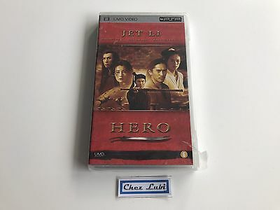 Hero (Jet Li) - UMD Video - Sony PSP - FR/CN - Neuf Sous Blister