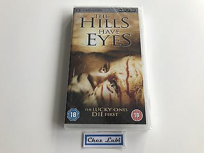 The Hills Have Eyes - UMD Video - Sony PSP - EN - Neuf Sous Blister