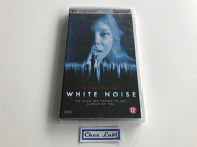 White Noise (Michael Keaton) - UMD Video - Sony PSP - FR/EN - Neuf Sous Blister