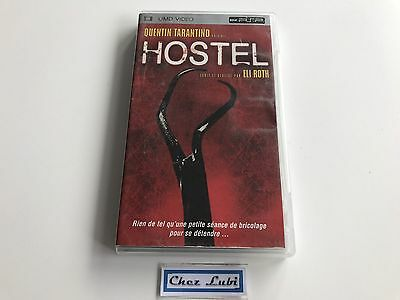 Hostel (Eli Roth) - UMD Video - Sony PSP - FR/EN