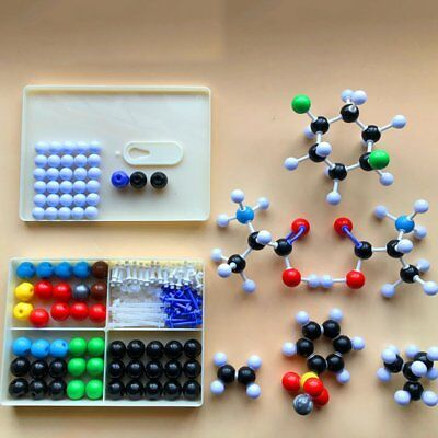 Molecular Structure Model for High School Students Using Chemical Clubs DY