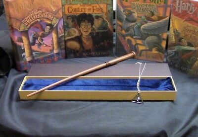 Tina Goldstein Wand w/ FREE Deathly Hallow Necklace