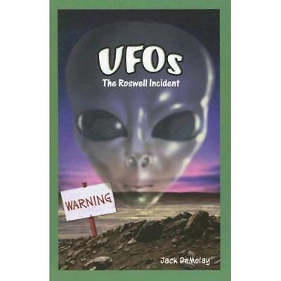 UFOs: The Roswell Incident (JR. Graphic Mysteries) - Paperback NEW DeMolay, Jack