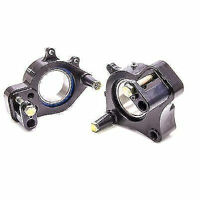 Diversified Machine SRC-2570B Small Double Bearing Birdcage Set Black Anodized