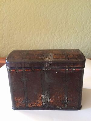 Antique Tin, Middle-Eastern