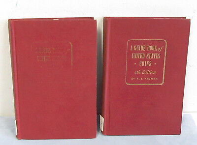 1948 & 1951 Hardcover Red Books