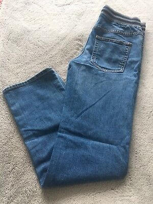 Fab & Funky GAP Boys Jogger Jeans 14-16 Yrs Immaculate