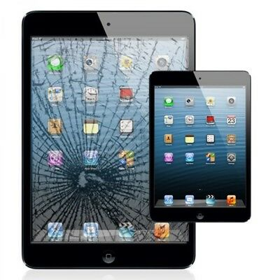 iPAD 2, and AIR 1 Cracked Glass and Broken Screen Repair Service FREE SHIPPING