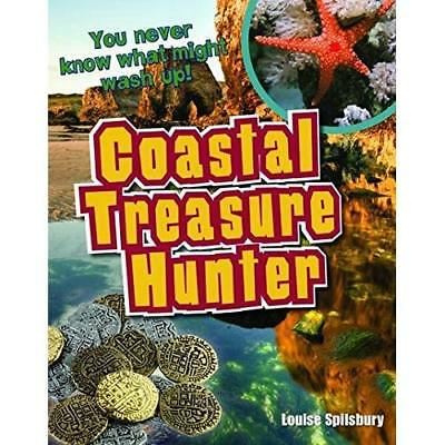 Coastal Treasure Hunter: Age 9-10, Above Average Reader - Paperback NEW Louise S