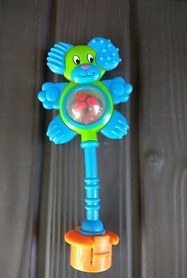 Evenflo Exersaucer Replacement Toy Part Switch-A-Roo ABC Bear Teether Rattle Toy