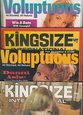 Job Lot of 4 Familiar Specialist Magazines from the 1970s & 1980s