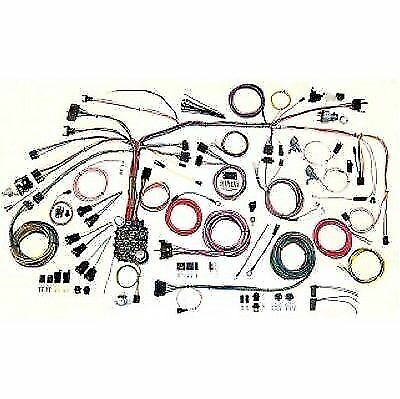 AMERICAN AUTOWIRE 500886- Complete Wiring Kit For 67-68 Firebird