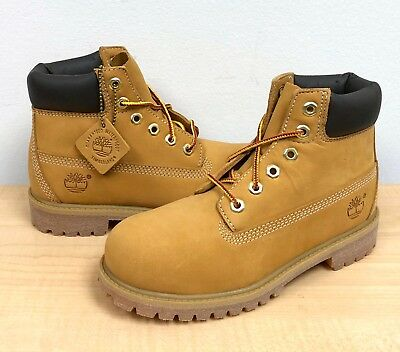 ad717a120c9b TIMBERLAND KILLINGTON 6 Inch Wheat Youths Boots -  75.28