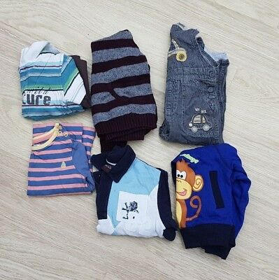 Great little bundle of Boys winter clothing 18-12mths Great condition