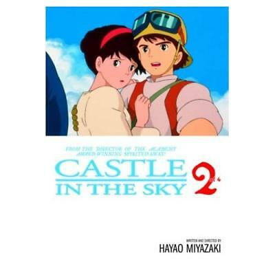 Castle in the Sky: 2 (Castle in the Sky) - Paperback NEW Miyazaki, Hayao 2003-07