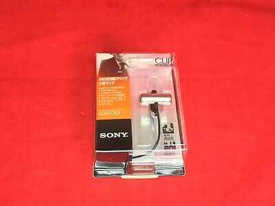 SONY condenser microphone stereo / IC recorder for business ECM-CS3 Japan Inport