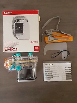 Canon WP-DC28 Underwater Housing for Canon G10 Camera (Camera not included)