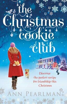 The Christmas Cookie Club by Pearlman, Ann Paperback Book The Cheap Fast Free