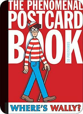 Where's Wally? The Phenomenal Postc... by Handford, Martin Postcard book or pack
