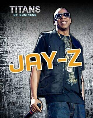 Jay-Z (Titans of Business) by Spilsbury, Richard Book The Cheap Fast Free Post