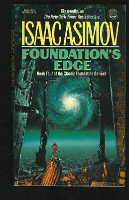 Foundation's Edge by Asimov, Isaac Book The Cheap Fast Free Post