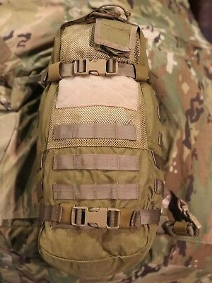 Eagle Industries  PRC/117 Pack Radio Bag Light Weight Khaki SOF SEAL JSOC RANGER
