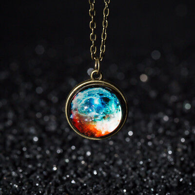 Universe In A Necklace Free Shipping