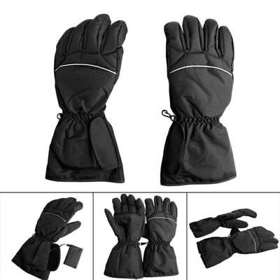 Winter Electric Rechargeable Battery Powered Heated Thermo Gloves Hand Warmer