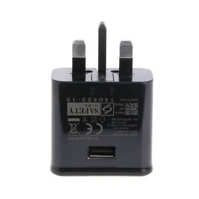 UK Adaptive Fast Charging Travel USB Wall Charger For Samsung Galaxy S8 Plus