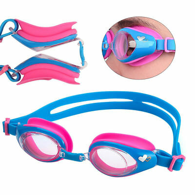 Anti Fog Child Kids Swimming Goggles Boys Girls Eyewear Waterproof Swim Glasses