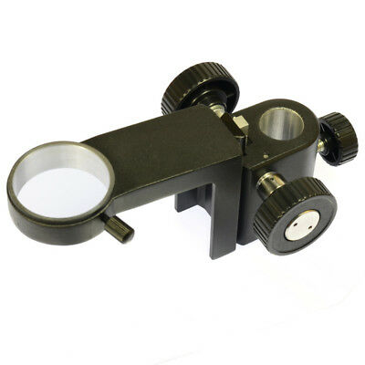 Microscope Body Lens Holder Focusing Mount Arm Adjustable for XDS-10A Stand 50MM