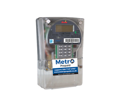 Metro Prepaid Meters For Tennants