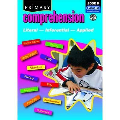 Primary Comprehension: Bk. B: Fiction and Nonfiction Te - Paperback NEW Publishi