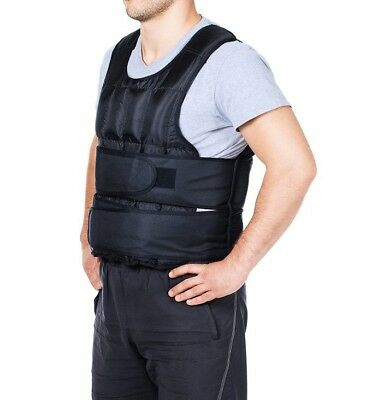 JLL 30kg Weight Vest - New/Unboxed - Fully Adjustable - Gym/Running