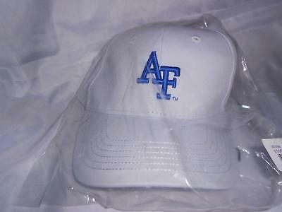 buy online 39555 4945e NCAA Air Force Falcons Structured Epic Cap, Adjustable Size, White