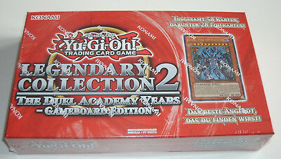Yu-Gi-Oh - Legendary Collection 2 Gameboard Version - NEU & OVP - Deutsch