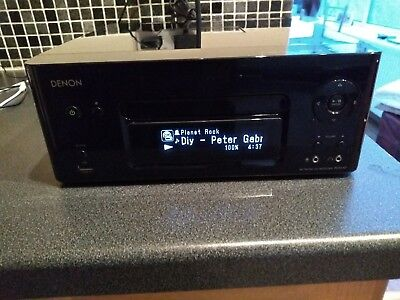 Denon CEOL RCD-N7 Network RECEIVER CD/MP3/iPod dock / WiFi  REMOTE