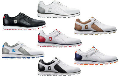 FootJoy Pro SL Golf Shoes 2018 Spikeless Waterproof Leather New - Choose Color!