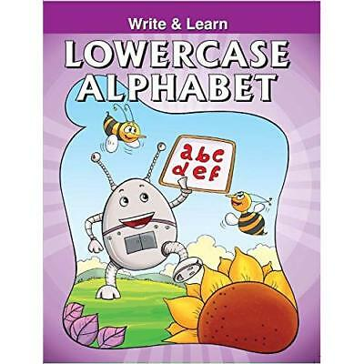 Lowercase Alphabets (Write & Learn) - Paperback NEW Pegasus (Author 2008-04-01