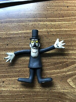 1972 Snidely Whiplash Characters Jay Ward Productions Wham-O Toys vintage