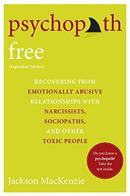Psychopath Free by MacKenzie, Jackson Book The Cheap Fast Free Post
