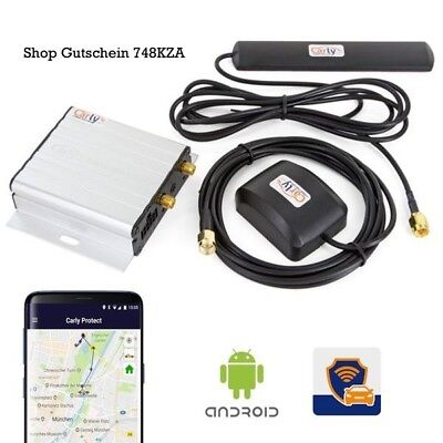 Auto GPS Tracker Carly - Protect Gutschein Coupon Voucher
