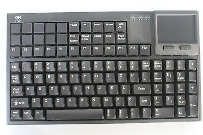 NCR Compact Keyboard for POS w/Touchpad 5932-6570-9090