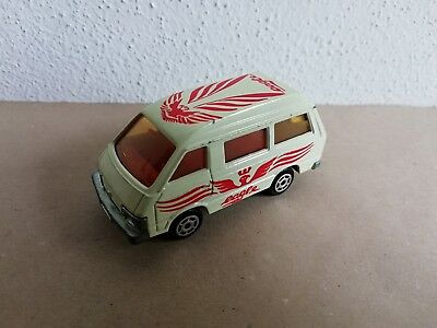 01042802f9 Majorette n.216 Toyota Lite Ace Camper Eagle Scala 1 52 Made in France